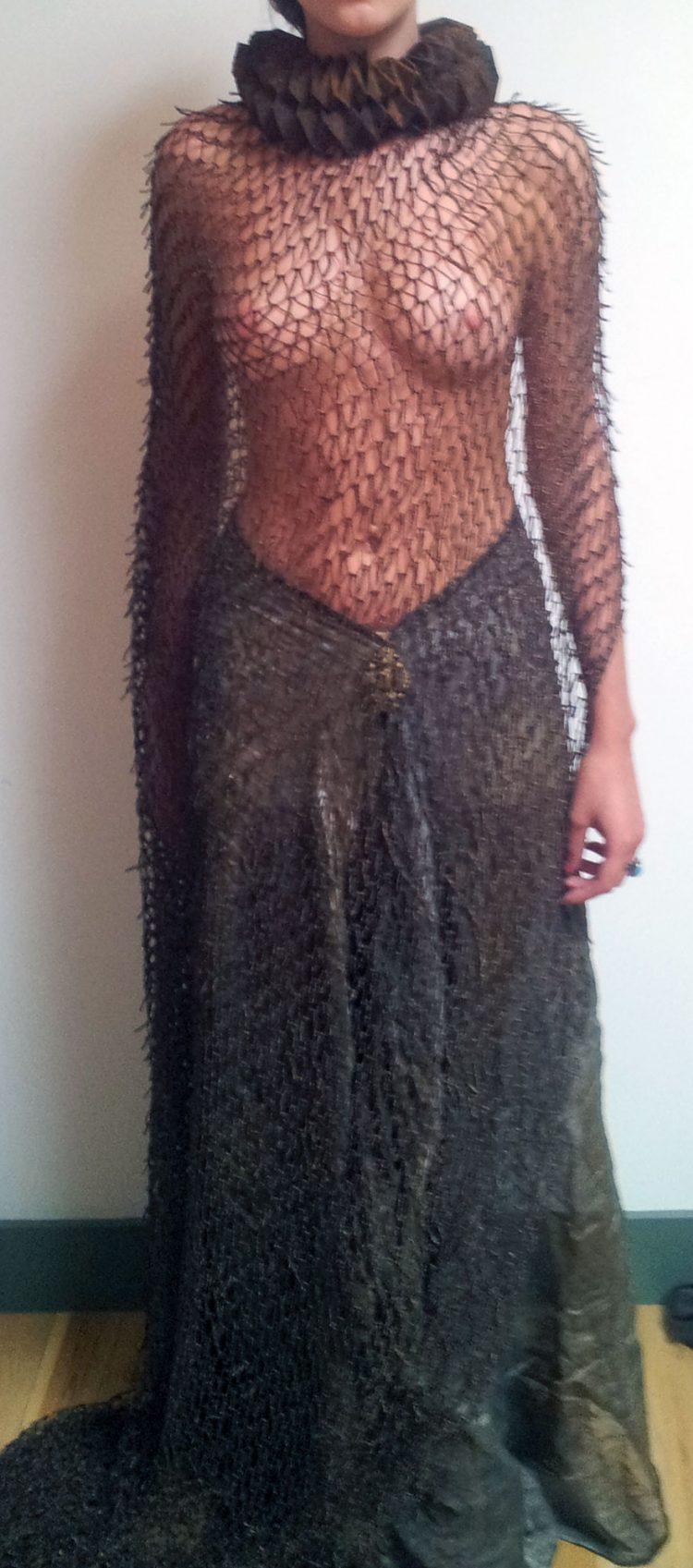 Game of Thrones costume textiles