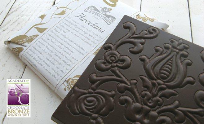 Rózsavölgyi Csokoládé – Porcelana