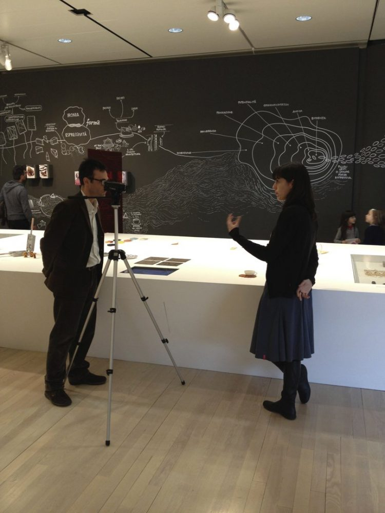 Mart Museum – Food Project – Arantza Vilas interview