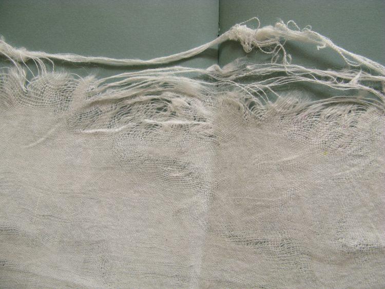 Skellig costume textiles