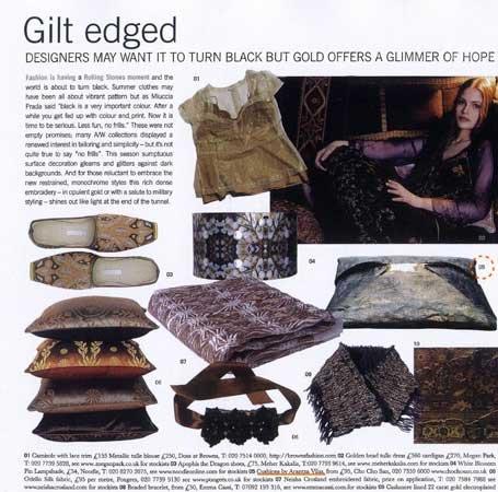 Selvedge Magazine (September 2005) - Featured