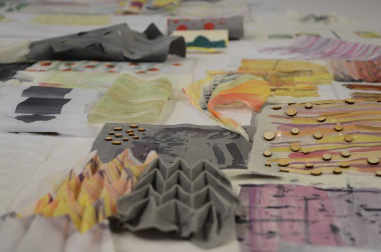 Participants' work