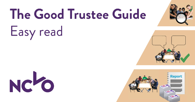 The Good Trustee Guide - Easy Read